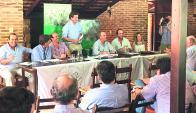 Narbondo sucederá en la presidencia de la Sociedad de criadores a Echeverría. Foto: El País