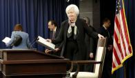 Janet Yellen. Foto: Reuters.