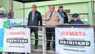 Remató Escriorio Urchitano con administración del Brou. Foto: Pablo Mestre.