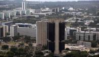 Sede del Banco Central de Brasil. Foto: Reuters