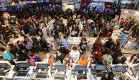 Editoriales locales acordaron próxima distribución con gran firma argentina. Foto: La Nación/GDA