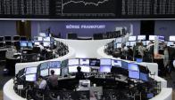 La Bolsa de Frankfurt. Foto: Reuters