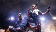 Explosivo: es el estilo que comanda esta orquesta que comanda Kusturica. Foto: La Nación/ GDA