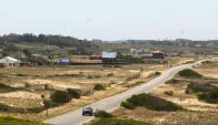 La intendencia de Maldonado se dispone a actuar sobre usurpadores de terrenos. Foto: Archivo