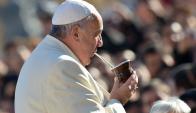 El papa Francisco cumple 78 años. Foto: AFP