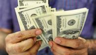 En lo que va del año el dólar interbancario aumentó casi 11%. Foto: AFP