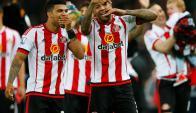 Sunderland ganó y se salvó del descenso. Foto: Reuters