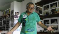 Gustavo Torena. Foto: Inés Guimaraens