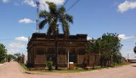 Patrimonio: la casa en donde la mujer votó por primera vez. Foto: Néstor Araujo