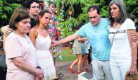La familia de Lola Comnalez quiere homenajear a la joven fallecida en Valizas. Foto: archivo El País