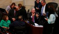 Álvaro Uribe. Foto: Reuters