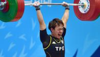 Lin Tzu-chi dio positivo en Río 2016. Foto: AFP