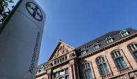 Bayer: espera ahora la aprobación regulatoria en varios mercados. Foto: AFP
