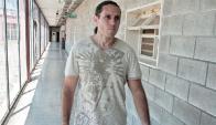 Ibar Pérez Corradi, prófugo desde 2012 por el triple crimen de Gral. Rodríguez. Foto: La Nación / GDA