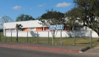 Esta es una de las escuelas a la que la Intendencia brinda el servicio. Foto: F. Fernández