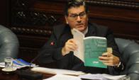 Bordaberry subió la apuesta del FA en la investigación sobre los Panamá Papers. Foto: F.  Flores