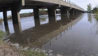 De la cuenca del río se abastece de agua potable a toda el área metropolitana. Inés Guimaraens.