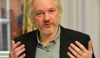Julian Assange, fundador de WikiLeaks. Foto: AFP