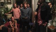 Jagger en el cumpleaños del Lobo Nuñez. Foto: Facebook A la Uruguaya