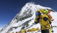 Everest. Foto: EFE