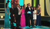"""Jorge Lanata con """"PPT"""". Foto: La Nación"""