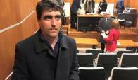 El intendente compartió en Facebook cómo se sentía. Foto: Facebook Andrés Lima