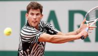 Thiem ganó tantos partidos en el año como Djokovic. Foto EFE