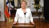 """""""El crecimiento de los países emergentes al igual que Chile se ha desacelerado"""". Foto: EFE"""