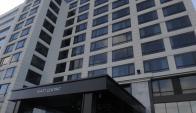 El Hyatt Centric Montevideo cuenta con una una ubicación privilegiada en la rambla de Pocitos.