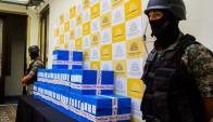Interior entregó documentos confidenciales de la Dictadura a la Udelar. Foto: Ministerio del Interior.