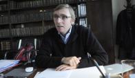 Gonzalo Reboledo, director del IMPO. Foto: Archivo El País