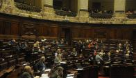 Cámara de Diputados. Foto: A. Colmegna