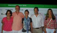 Inés Bonicelli, Roberto Weisz, Fernanda Guliak, Nick Stanham, Beatriz Ponce de León.