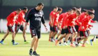 Foto: Selección de Chile