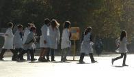 Escolares. Foto: Archivo de El País