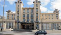 Mercosur: el ex Parque Hotel es el centro de las negociaciones. Foto: archivo El País