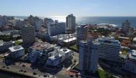 Los argentinos tiene cientos de millones de dólares invertidos en inmuebles. Foto: R. Figueredo