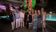 Jorge Muradas, Roberto Vázquez, Carlos Correa, Mildred Prantl, Ana Castagnet, Tati Paz, Gabriela Pallares, Susana Goldfinger, Carolina Vera.