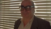 Mario Levrero (Jorge Varlotta, para la familia) formó a varios autores en sus talleres. Foto: archivo El País