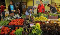 Frutas y verduras: se encarecieron fuerte en el arranque del año. Foto: archivo El País