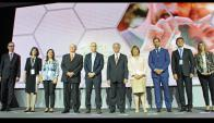 Tabaré Vázquez fue presentado como un cruzado de la lucha anti tabaco. Foto: Presidencia