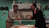 Hiperactivo, Rodríguez, entre el humor y la emoción. Foto: Difusión.