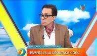 Marcelo Polino conduce Intrusos durante esta semana