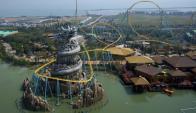 Wanda quiere desplazar a Disney como líder en su sector. Foto: AFP