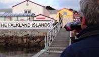 Publicidad. El spot más reciente tuvo lugar en Islas Malvinas. Foto: Captura de Youtube.
