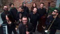 Hoy habrá 12 músicos en escena, además de cantantes, bailarines y un actor. Foto: E. Ferrari