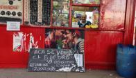 El quiosco ubicado en Ruta 1 ayudó a que dos personas se hicieran millonarias. Foto: El País