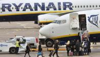 """Planes. La compañía busca mayor """"certidumbre política"""". Foto: EFE."""