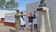 Inicirenación: la ceremonia se desarrolla todos los 23 de septiembre. Foto: Víctor Rodríguez