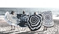 toallas redondas